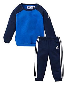 adidas Boys Infant Tracksuit