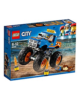 LEGO City GV Monster Truck