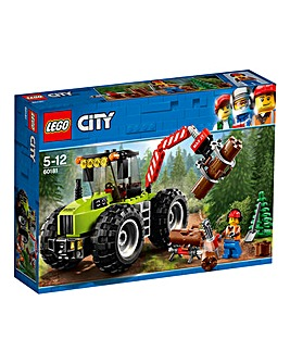 LEGO City GV Forest Tractor