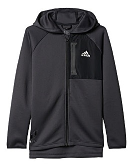 adidas Youth Boys Messi Full Zip Hoodie