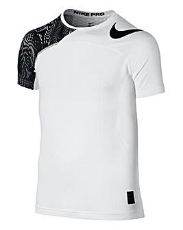 Nike Older Boys Pro Hypercool T-Shirt
