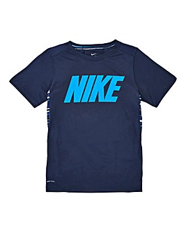 Nike Older Boys Dry Fit Legacy T-Shirt