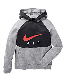 Nike Air Older Boys Overhead Hoodie
