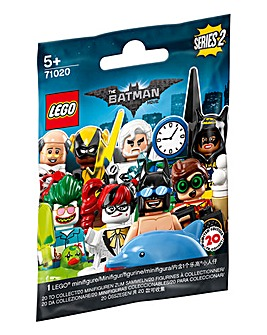 LEGO The Batman Movie Minifigures S2