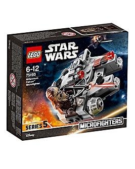 LEGO Star Wars Millennium Falcon Micro