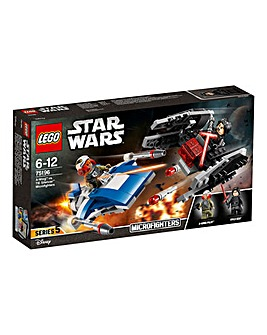 LEGO Star Wars Dualpack A-Wing vs TIE