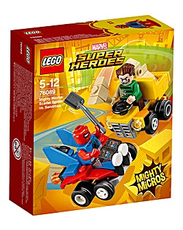 LEGO Micros Scarlet Spider vs Sandman