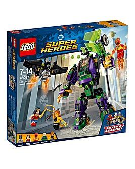 LEGO DC Lex Luthor Mech Takedown