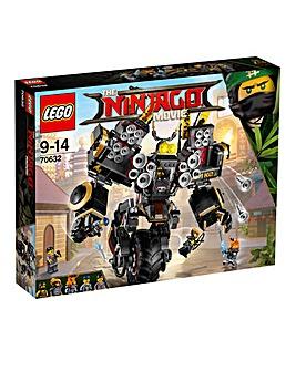LEGO The NINJAGO Movie Quake Mech