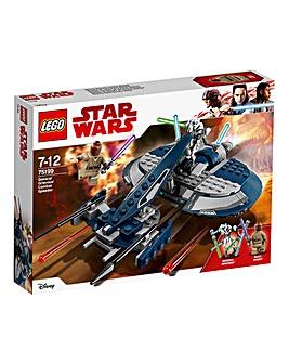 LEGO Star Wars General Grievous Speeder