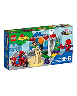 LEGO Duplo Spider-Man & Hulk Adventures