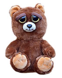 Feisty Pets - Sir Growls-A-Lot Bear