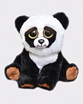Feisty Pets - Black Belt Bobby Panda
