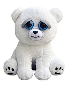 Feisty Pets - Karl the Snarl Polar Bear