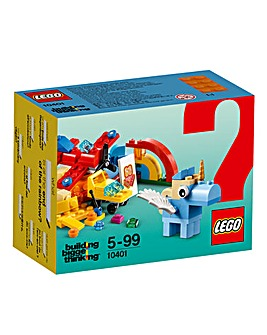LEGO Classic 60 Years Rainbow Fun