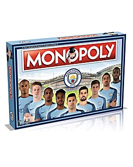 Monopoly - Manchester City FC