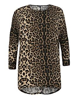 Samya Oversize Tunic Top