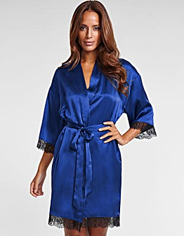Lana Pure Silk Robe