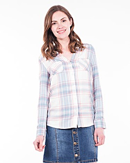Brakeburn Long Sleeve Check Shirt
