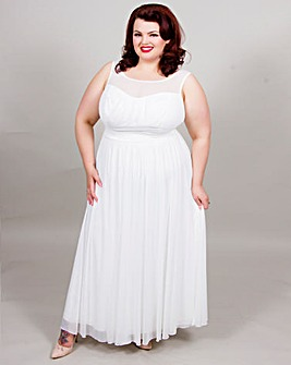 Scarlett & Jo Bridal Maxi Dress