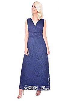 Grace lace maxi dress