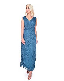 Grace lace maxi dress