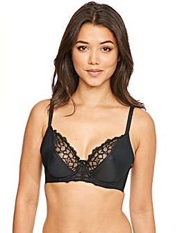 Perfect Support C-H Full Cup Lace Bra