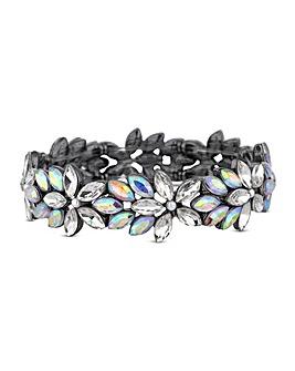 Mood Crystal Cluster Bracelet