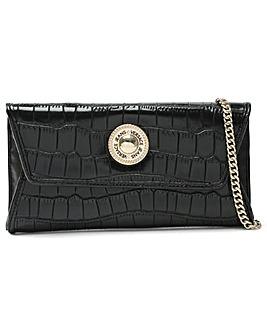 Versace Jeans Moc Croc Curb Chain Wallet