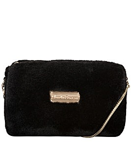 Claudia Canova Faux Fur Small Barrel