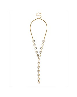 Lipsy Lariat Necklace