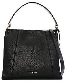 Michael Kors Pebbled Leather Hobo Bag