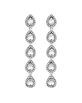 Mood Crystal Multi Peardrop Earring