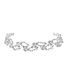 Jon Richard Ribbon Swirl Headband