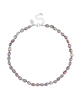 Jon Richard Freshwater Pearl Necklace