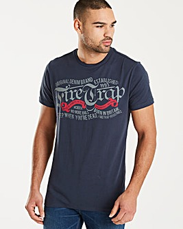 Firetrap Rapp T-Shirt Regular