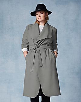 Lovedrobe Blanket Wrap Jacket