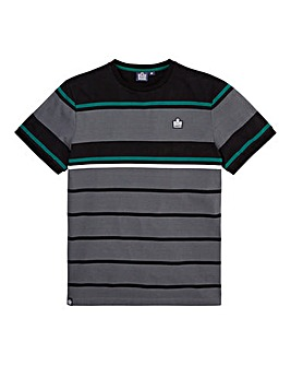 Admiral Engineered Stripe T-Shirt