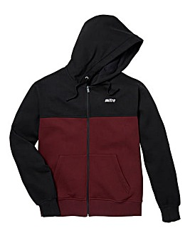Mitre Colour Block Hoodie Long