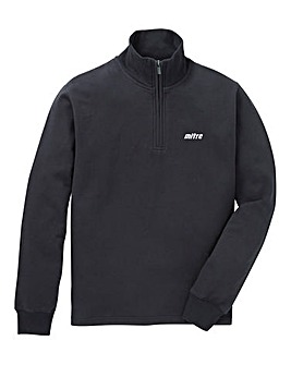 Mitre 1/4 Zip Sweat