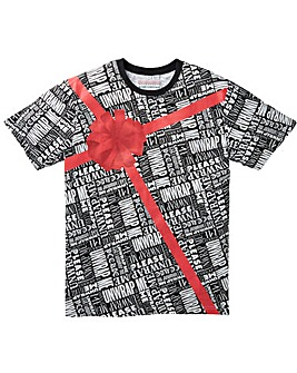 Jacamo Noel Graphic T-shirt Reg
