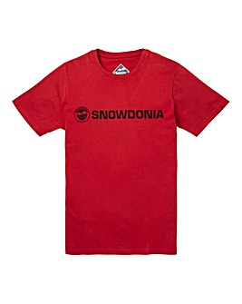 Snowdonia Graphic T-Shirt Regular