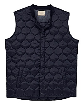 WILLIAMS & BROWN Mighty Quilted Gilet