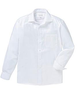 Paradigm White L/S Non Iron Shirt R