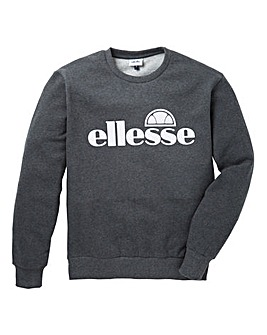 Ellesse Dario Fleece Crew Neck Sweat
