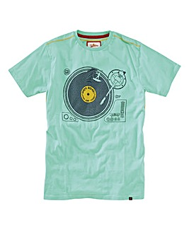 Joe Browns Surf The Music T-Shirt Reg