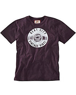 Joe Browns Beat City T-Shirt Reg