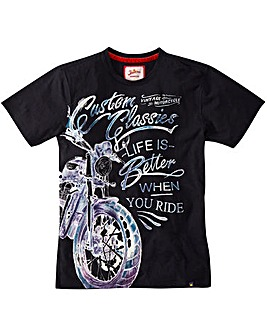 Joe Browns Enjoy The Ride T-Shirt Reg