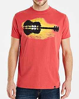 Joe Browns Reflect Sunset T-Shirt Reg