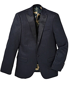 Black Label Jaquard Party Blazer Regular